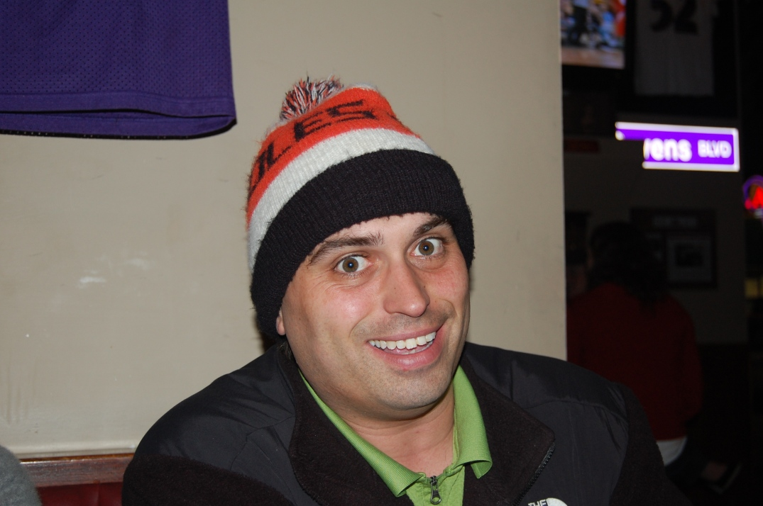 Don't get angry at Matt, he loves the Orioles...just isn't it to Maryland.